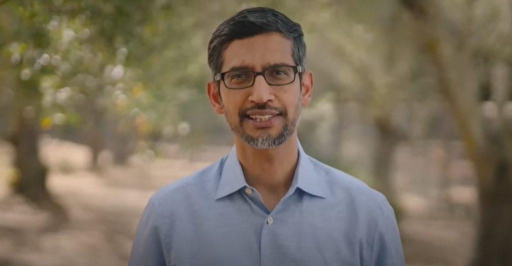 Google makes huge $10bn investment in 'digital India'