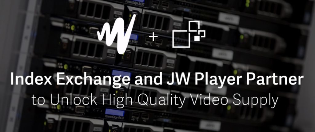Index Exchange and JW Player partner to boost video ads