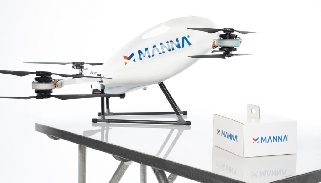 Tesco to trial drone delivery service