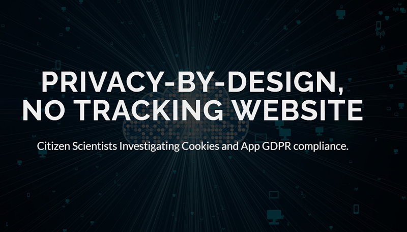 Coventry University puts GDPR compliance to the test with internet privacy project