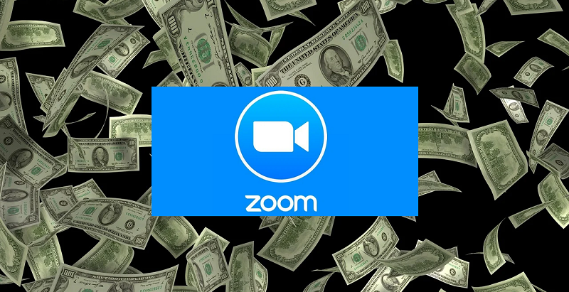 """Zoom profits double as lockdown boosts """"future of working anywhere"""""""