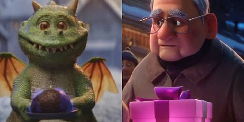 Making the perfect Christmas advert: Shoppers reveals formula for success