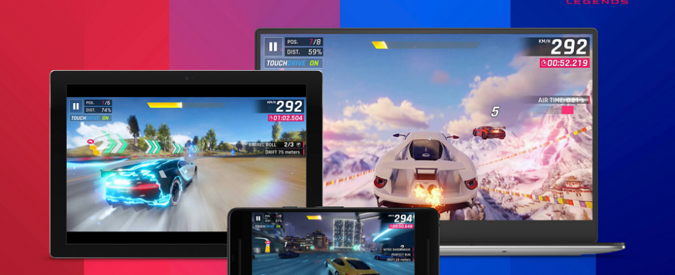 Facebook takes on Google and Amazon with streaming games service