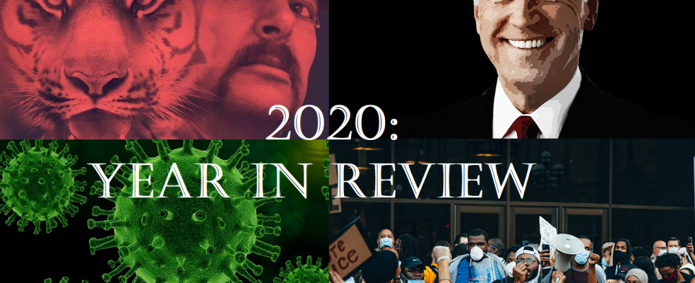 The year in review: The digital trends that shaped 2020