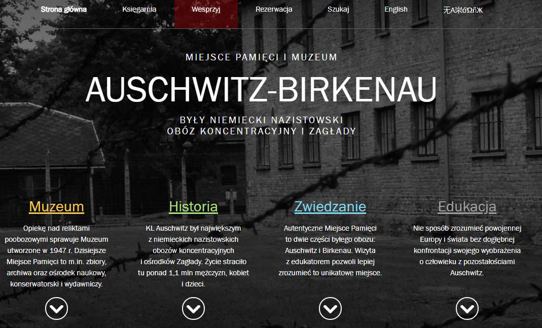 Auschwitz Museum to be made accessible to all online