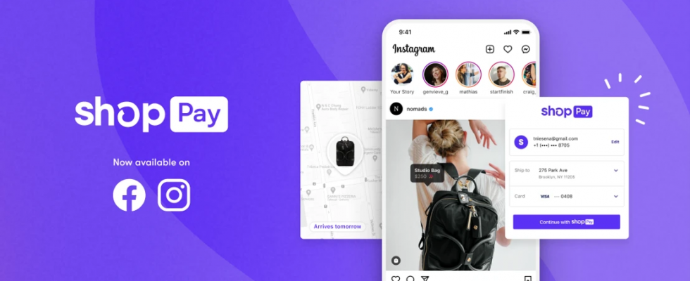 Social commerce on the rise: Shopify expands Shop Pay in-stream payments process to Facebook and Instagram
