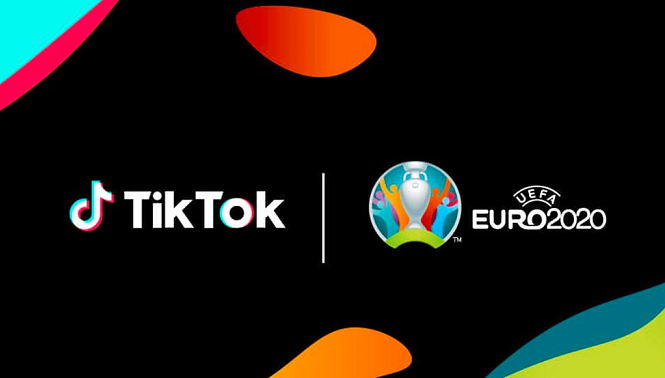 TikTok becomes official UEFA EURO 2020 partner