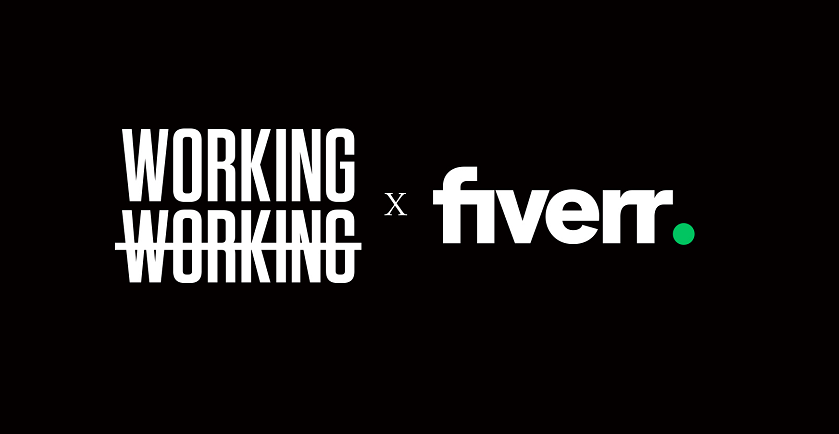 Fiverr buys creative talent platform Working Not Working