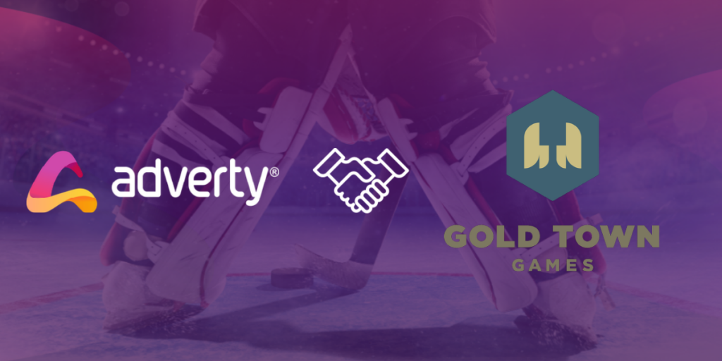 In-game advertising specialist, Adverty is entering a new partnership with Gold Town Games enabling the game developer to utilise Adverty's in-game ad solutions across their increasingly popular games.