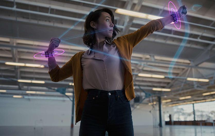 Facebook unveils VR wristband powered via 'brain signals'