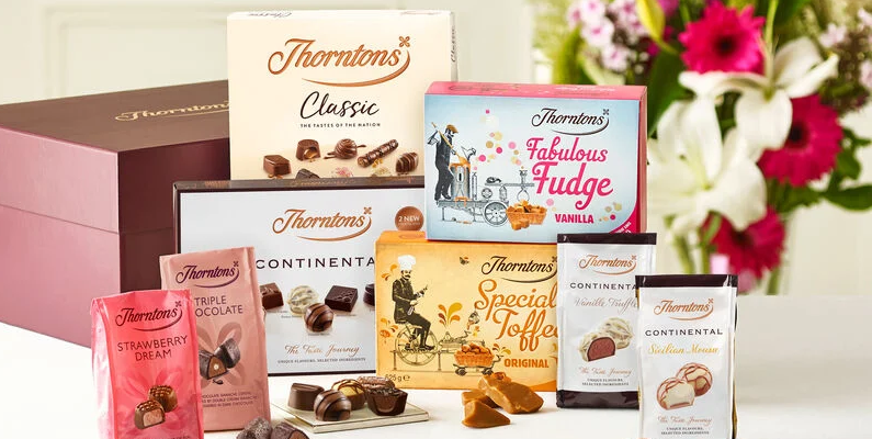 Thorntons goes online-only: all 61 shops close