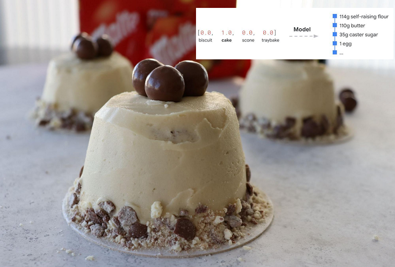 Cookies and Marmite? Mars teams with Google Cloud to create AI-developed Maltesers cake