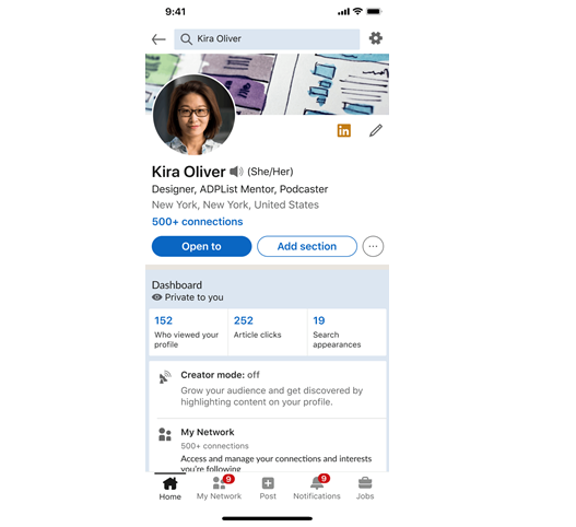 LinkedIn has launched new features to help marketers, creators and freelancers promote their brands and businesses.