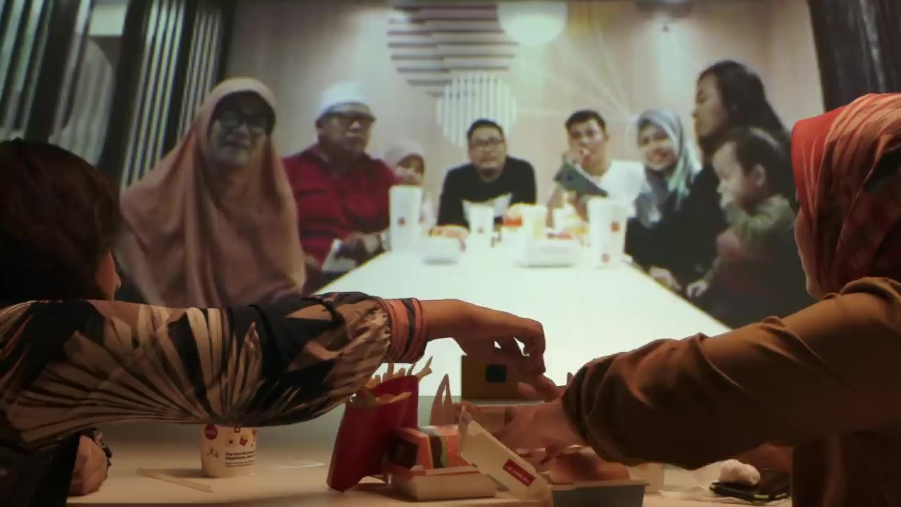 Campaign of the week: McDonalds transcends borders to reunite families for Ramadan
