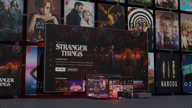 Netflix viewer numbers falter as lockdown boost wanes