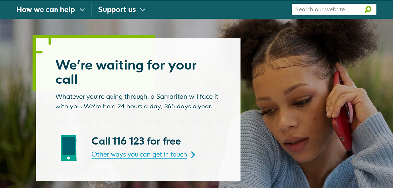 Three UK and Samaritans connect 1 million people to emotional support