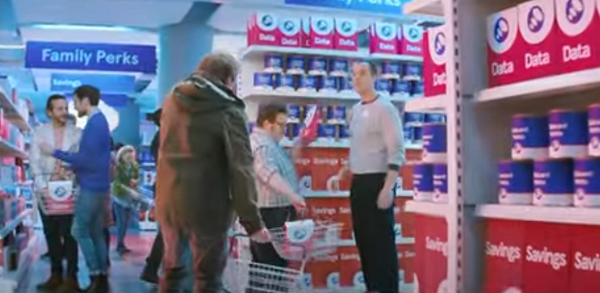 Tesco aims to shift mobile network peceptions with new campaign
