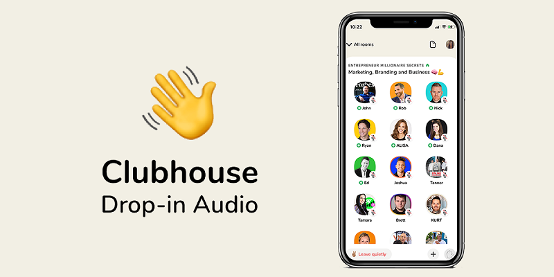 Clubhouse finally launches popular audio chat app on Android
