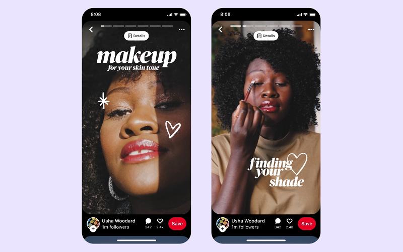 Pinterest takes on TikTok with 'Idea Pins'