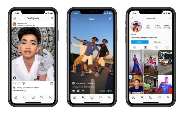 Instagram monetises TikTok-style Reels with ads