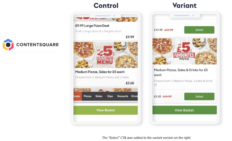 Pizza Hut is working with Contentsquare as the global restaurant chain looks to optimize it's digital customer experiences.